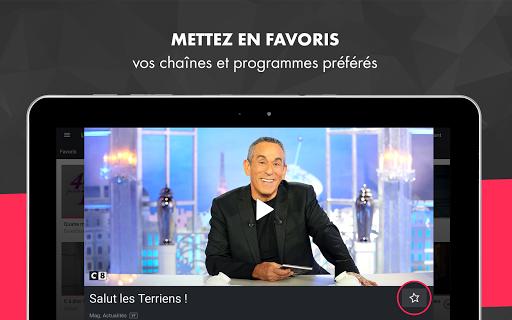 myCANAL, vos programmes en live ou en replay 3.3.9 screenshots 14