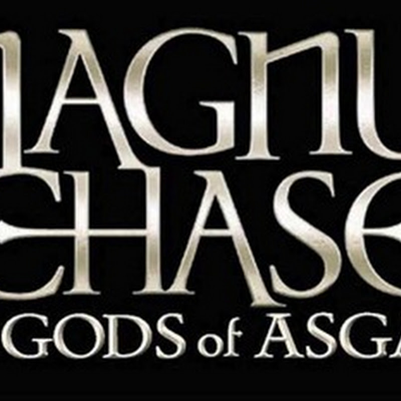 Magnus Chase and the Gods of Asgard Series PDF + EPUB