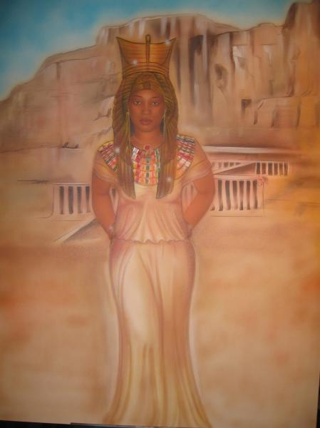 Egyptian Queen, Egyptian Magic