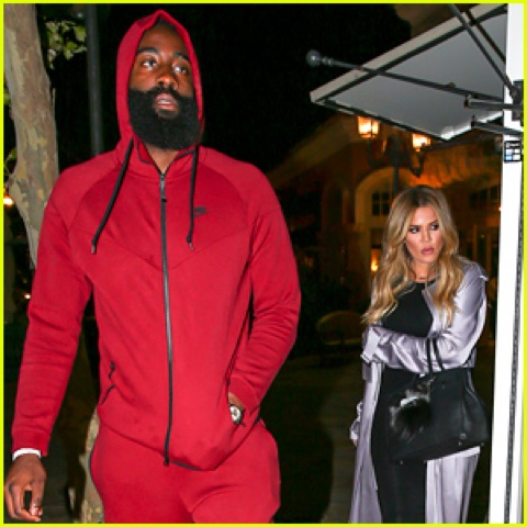khloe and james harden dating
