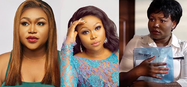 You Don't Have The Right To Say A Nigerian Movie Did Not Make Sense'- Actress Ruth Kadiri