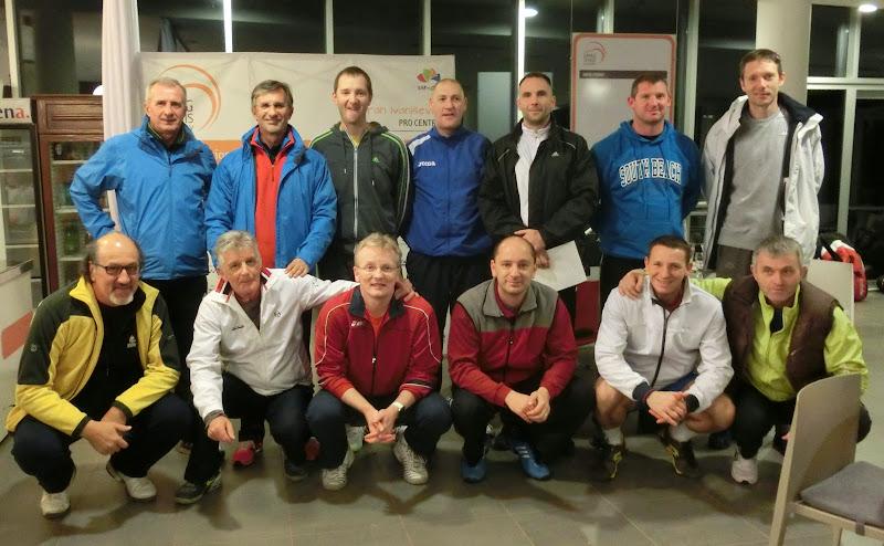 44 odigrana pojedinačna susreta na nedeljnom druženju najboljih tenisača Istre