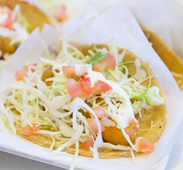 photo of Fried Fish Taco