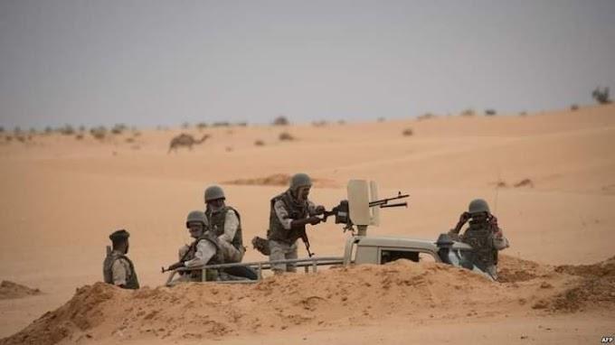⭕ URGENTE | El Ejército de Marruecos ataca al ejército mauritano mientras éste perseguía a unos contrabandistas.