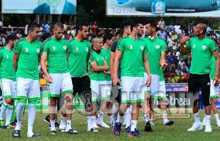 Algérie-Cameroun, le 11 octobre à …………..
