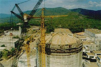 Negara Dengan Reaktor Nuklir Terbesar
