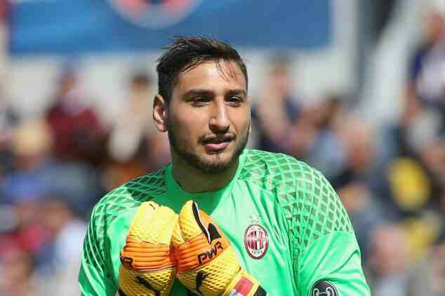 Donnarumma signs new four-year contract at AC Milan