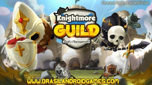 Knightmore Guild Imagem do Jogo