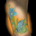 arm - Frog Tattoos