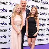 OIC - ENTSIMAGES.COM - Emily Simpson and Katy Greer with Christopher Biggins at the  2015 Life After Stroke Awards in London 25th June 2015   Photo Mobis Photos/OIC 0203 174 1069