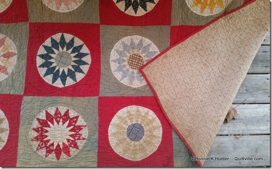 Quiltville S Quips Amp Snips Old Quilts New Life With