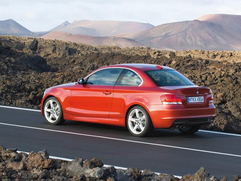 2009 BMW 1 Series Coupe Specifications, Pictures, Prices