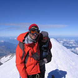 Alpi: MontBlanc(4810m)