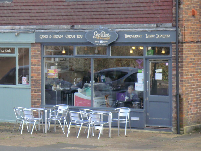CIMG5863 Grey Dove Village Caf�, Tadworth