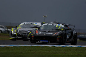 Timothy Poulton / Stig Richards Lotus Exige S