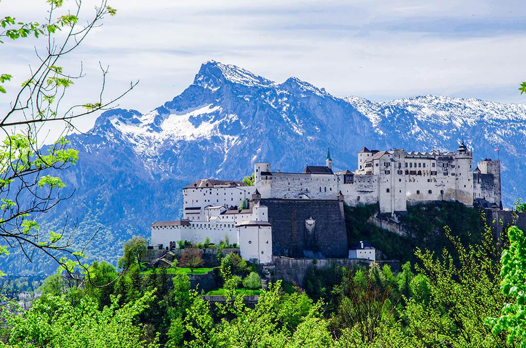 薩爾斯堡 Salzburg