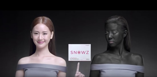 thai racist ad
