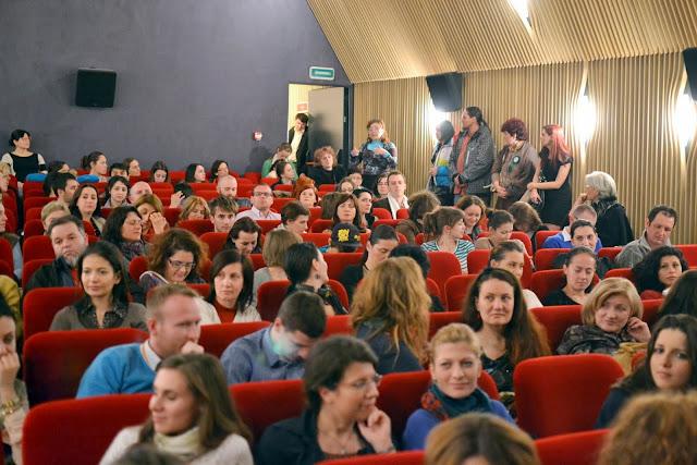 Lansare film documentar Ba se poate 1204