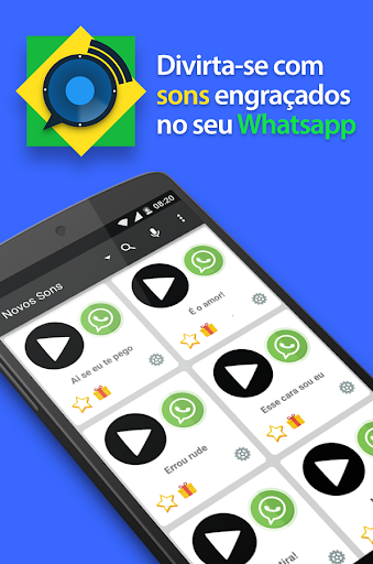 Sons Engrau00e7ados pra WhatsApp 1.15 screenshots 1