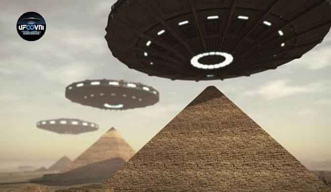 EGITO É RELACIONADO A EXTRATERRESTRES