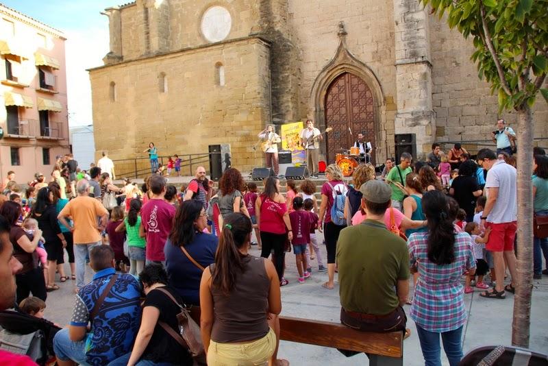 Festa infantil i taller balls tradicionals a Sant Llorenç  20-09-14 - IMG_4212.jpg