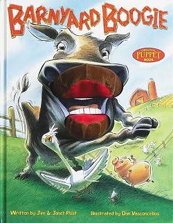 Barnyard Boogie book cover