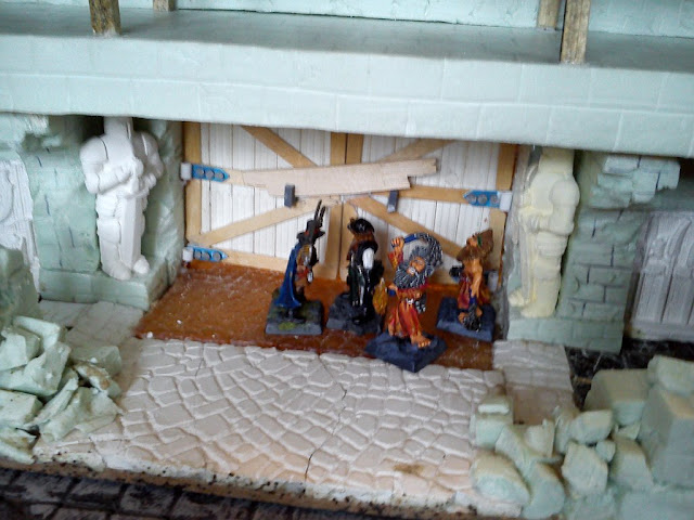 Dwalthrim's smithy - my table and terrain Mordheim_w_komorowie_46