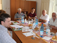 06 Ipolysági civil szervezetek képviselői, Mészáros Attila, Bendík Béla, Pálinkás Tibor, Lendvay Tibor, Pölhös Árpád.JPG
