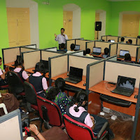 Workshop on SCRATCH by Anay Kamat