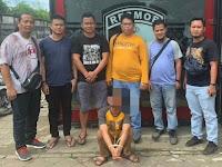 Polda Sulawesi Selatan, Ringkus Buronan Pelaku Penipuan Dari Banjarbaru.