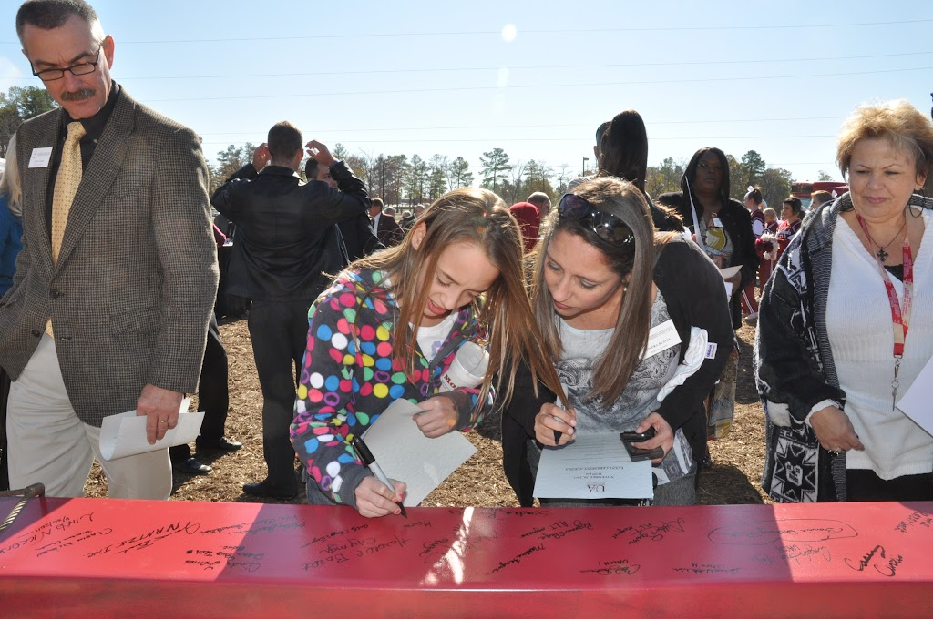 UACCH-Texarkana Creation Ceremony & Steel Signing - DSC_0110.JPG