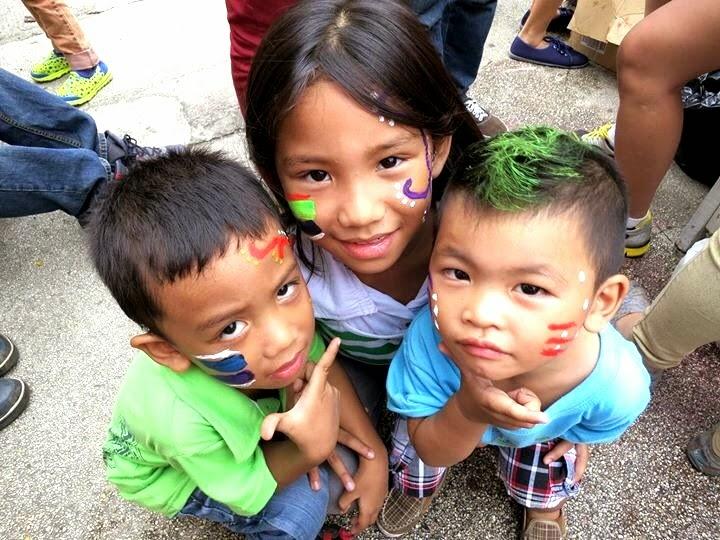 Sinulog Kids