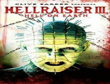 فيلم Hellraiser III: Hell on Earth