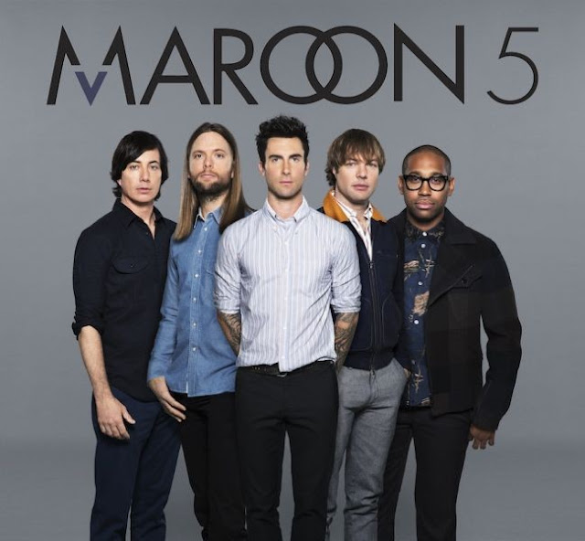 List Of Maroon 5 Songs and Albums 1