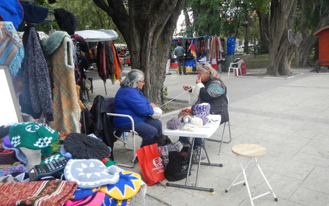 Markt Punta Arenas