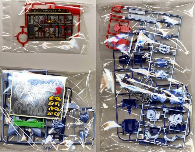 Mô hình Full Armor Knight Gundam Legend BB-393 SD Gundam sản xuất tại Nhật Bản