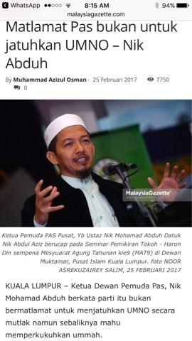 Image result for Gambar Puak Lobai sokong Umno