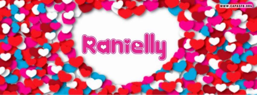 Capas para Facebook Ranielly
