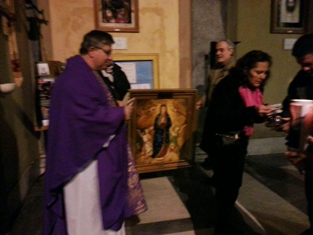 Bazylika s. Nicola in Carcere, 25.02.2015 - IMG-20150226-WA0011.jpg