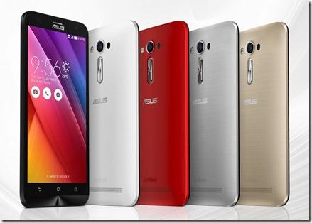 Asus Zenfone 2 Laser ZE550KG, Smartphone Menengah Minus 4G LTE