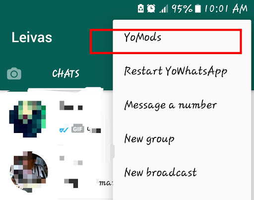 instalacion yowhatsapp