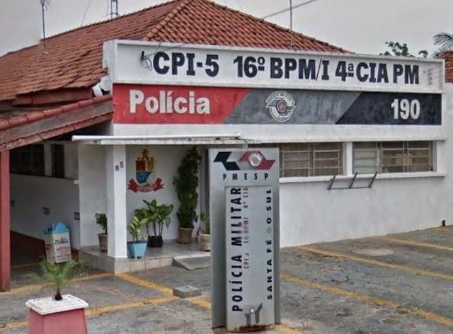 Décimo sexto batalhão de  polícia militar do interior quarta companhia de polícia militar.
