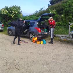 07. Jun. 2014 Rekonoceringstur til Trelleborg