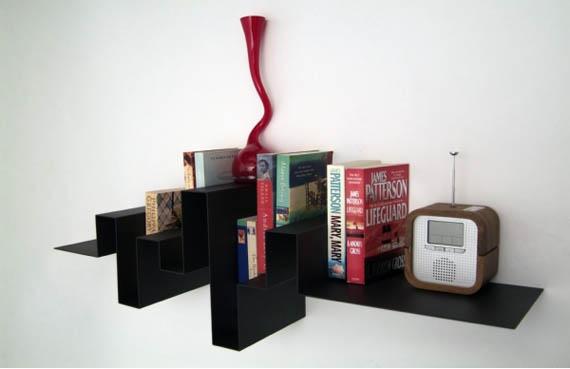 30 ultra stylische designer regale und b cherregale auch. Black Bedroom Furniture Sets. Home Design Ideas