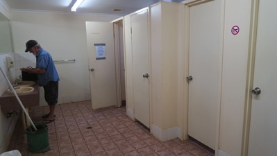 Male Toilets Manning Gorge