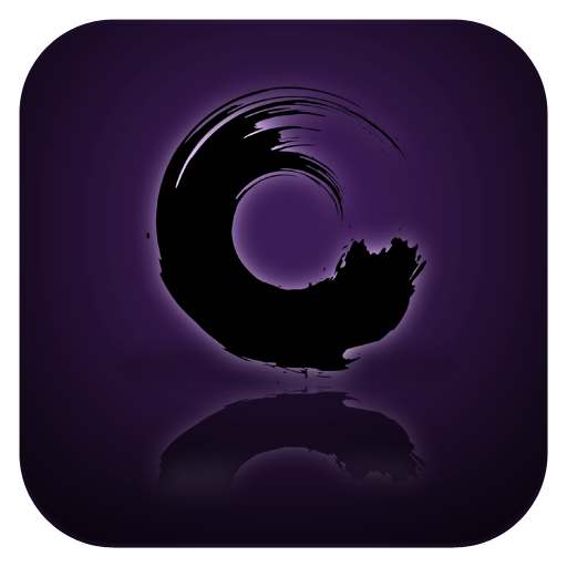 Dark Glow - icon pack file APK for Gaming PC/PS3/PS4 Smart TV