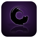 Dark Glow - icon pack APK