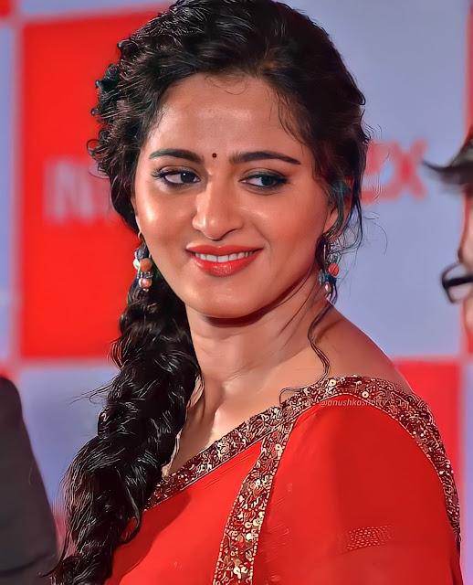 Actress Anushka Shetty