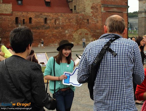 Dzień Bloga na Targu Drzewnym w Gdańsku