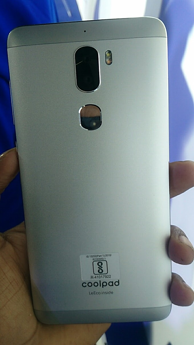 Coolpad Cool 1 Dual Launched in India For Rs 13999